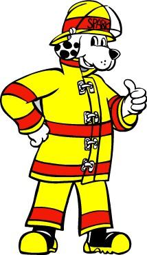 sparky the fire dog. sparky the fire dog\u0027s website. dog y
